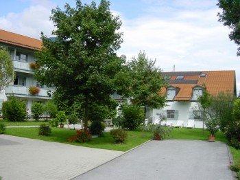 Innenhof, Südostseite