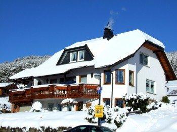 Winteransicht Haus Dorothee