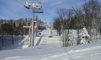 Sessellift im Skiliftkarussell Winterberg