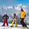 Skifahren in 2 Schigebieten