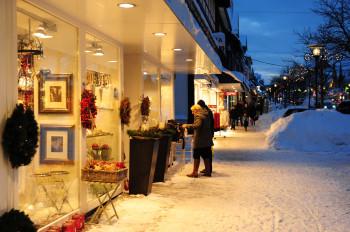 Einkaufswelt Winterberg