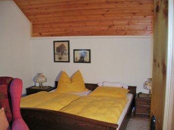 Doppelzimmer auf Wunsch mit Zusatzbett
