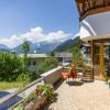 Terrasse am Wohnhaus