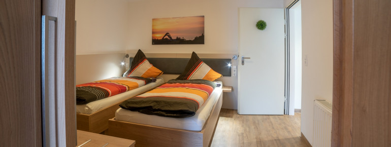 Wohnung Butzes Schlafzimmer 2