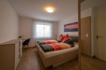 Wohnung Butzes Schlafraum 3