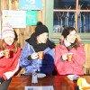 Aprés Ski in der Skihütte Skischule Arber