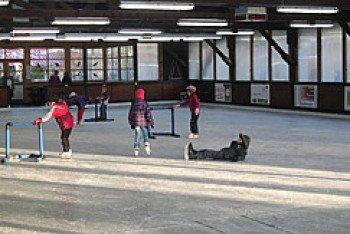 Eishalle in Rgen