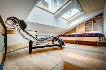Schlafraum Obergeschoss