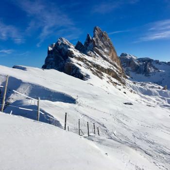 Skigebiet Sellaronda