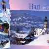 Winterlandschaft in Hart