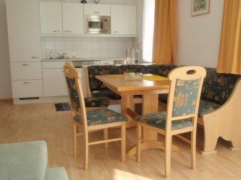 Komplettküche mit Sitzecke Haus SW