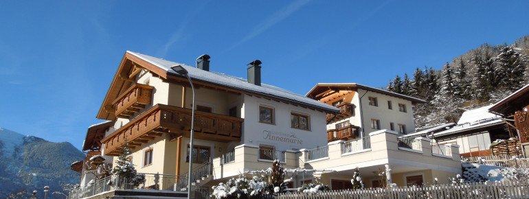 Gästehaus Annemarie in Kauns