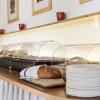 Frühstücksbuffet zwischen 07.00 Uhr und 10.00 Uhr