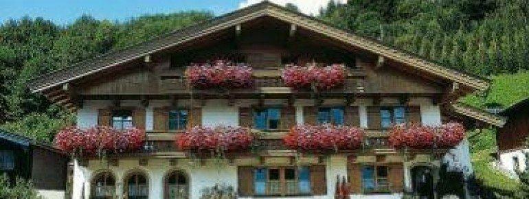 Gästehaus mit schöner Gartenanlage und Sonnenterasse