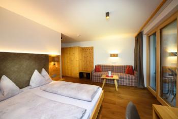 Zimmer in der Appartement-Pension Kendlbacher