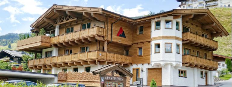 Apartments Niederseer