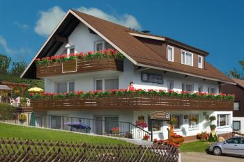 Willkommen zum Urlaub im Gästehaus Nietmann