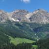 Grandioser Bergpanorama-Blick