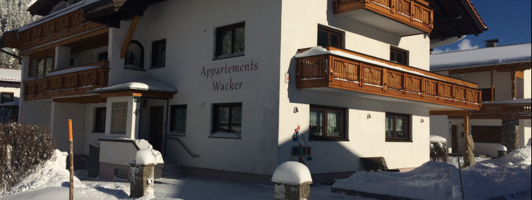 Appartements Wacker