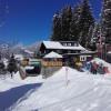 Gasthaus Kropfen im Winter