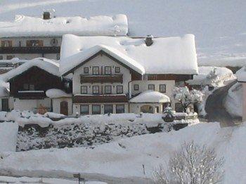 Gasthof Maria Gern im Winter