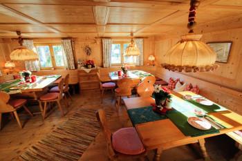 Frühstücksraum im Gatterhof