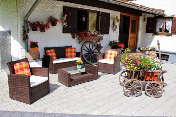 Eingangsbereich Gatterhof