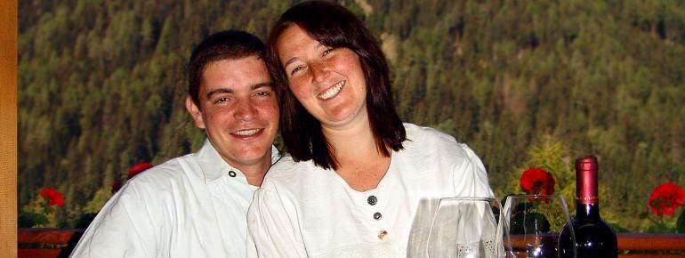 Werner und Margareth Vanzetta