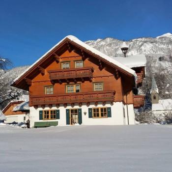 Winter am Gsöllhof