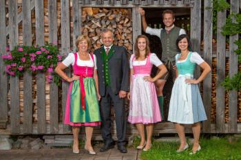 Ihre Gastgeber Familie Fuchs