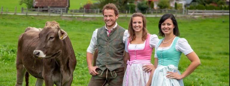 Stefan, Teresa und Victoria Fuchs