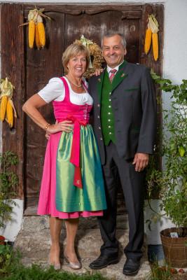 Marianne und Johann Fuchs