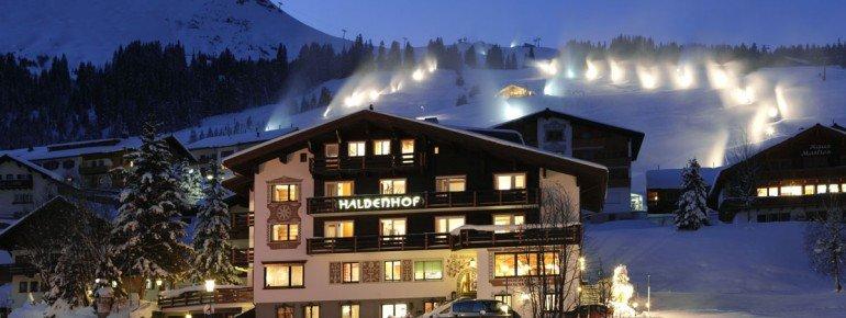 Haldenhof - im Herzen von Lech