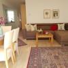 Wohnzimmer und Esszimmer Wohnung A