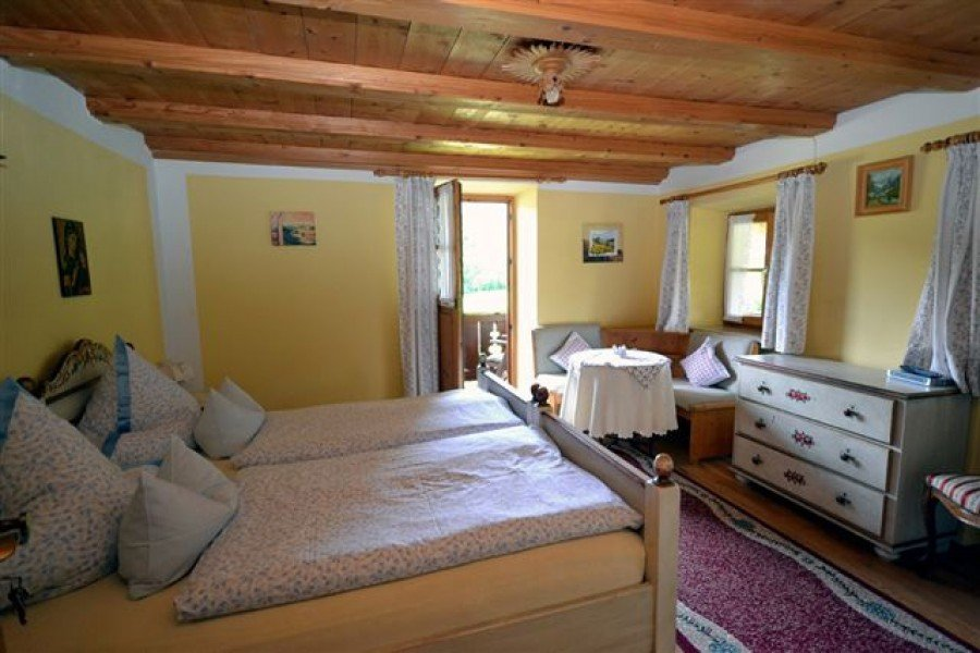 Haus Andrea in Bayrischzell • Angebote • Zimmer