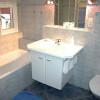 Badezimmer zum großen Doppelzimmer