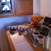 Frühstücksbuffet im Bürstegg