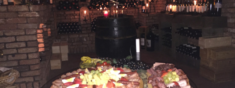 Original Gewölbeweinkeller im Bürstegg