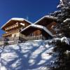 Haus mit Bergblick