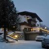 Das Haus steht etwas oberhalb von Tschagguns , mitten im Ski-und Wanderparadies Montafon