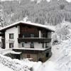 Haus Klammtal im Winter