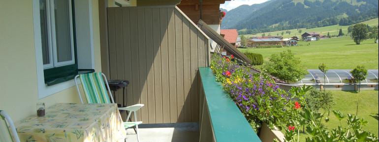 Balkon Whg. 2