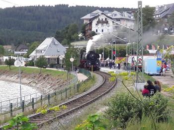 Schluchsee am Seenachtsfest 1. Wochenende im August jedes Jahr