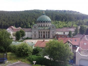 Dom von St.Blasien mit Kollege