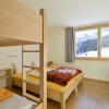 Familienzimmer mit Bergblick