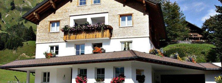 Haus Panoramablick Sommer