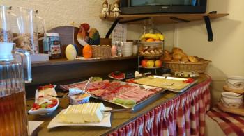 Haus Scheiblauer - Frühstück
