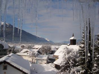 Haus Scheiblauer - Aussicht