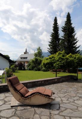 our garden - Haus Scheiblauer