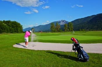 Haus Scheiblauer - golf